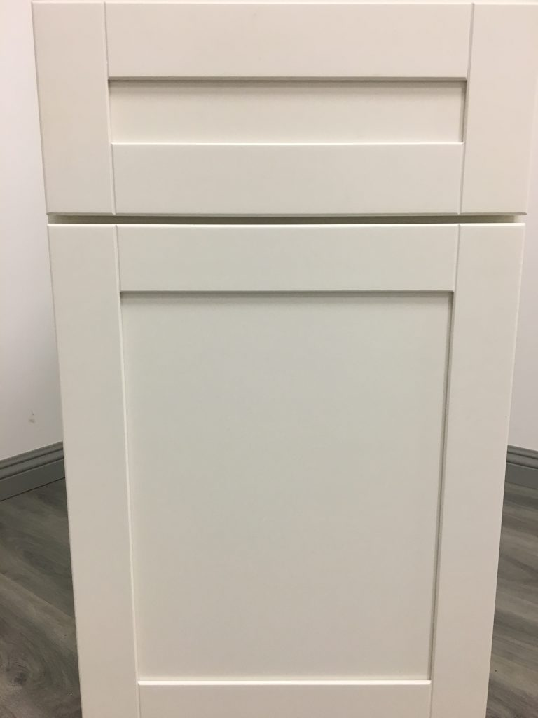 Malibu White Shaker Review Cabinetstogo Smooth Caramel Interior
