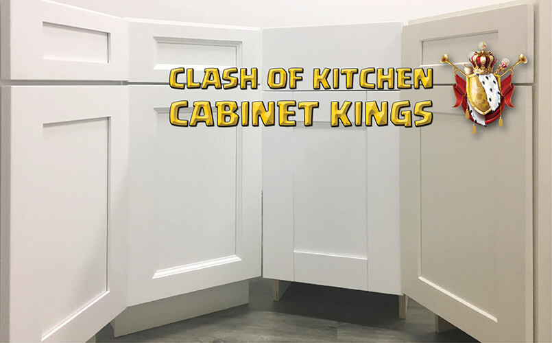 Clash of the Kitchen Cabinet Kings: Fight for the Shaker Throne